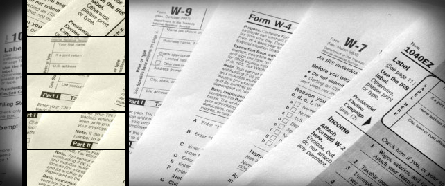 Irs Forms Tax Forms Irs Extension Form Defensetax