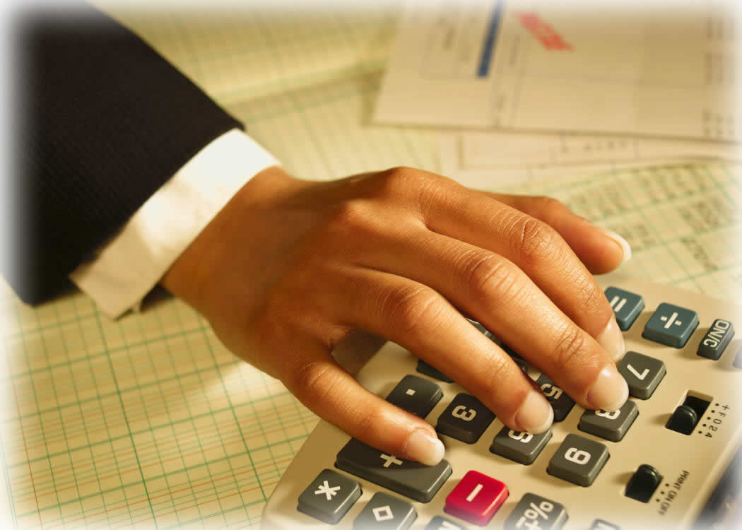 How is property tax calculated?